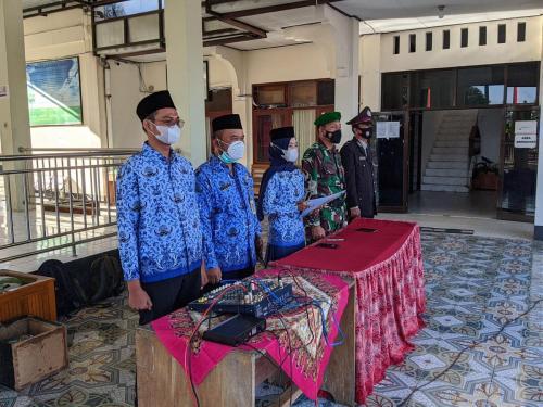 Peringatan HUT ke-76 Kemerdekaan Republik Indonesia